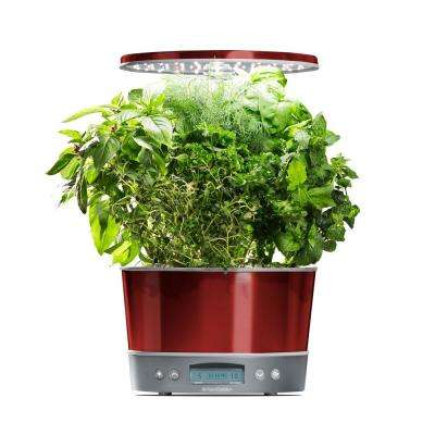 Harvest Elite 360 Red Home Garden System