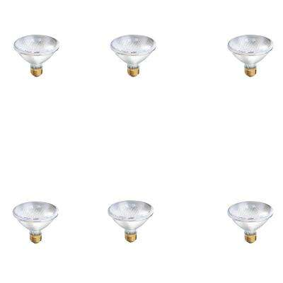 39-Watt PAR30 Reflector 10-Degree Angle E26 Base Clear Halogen Light Bulb