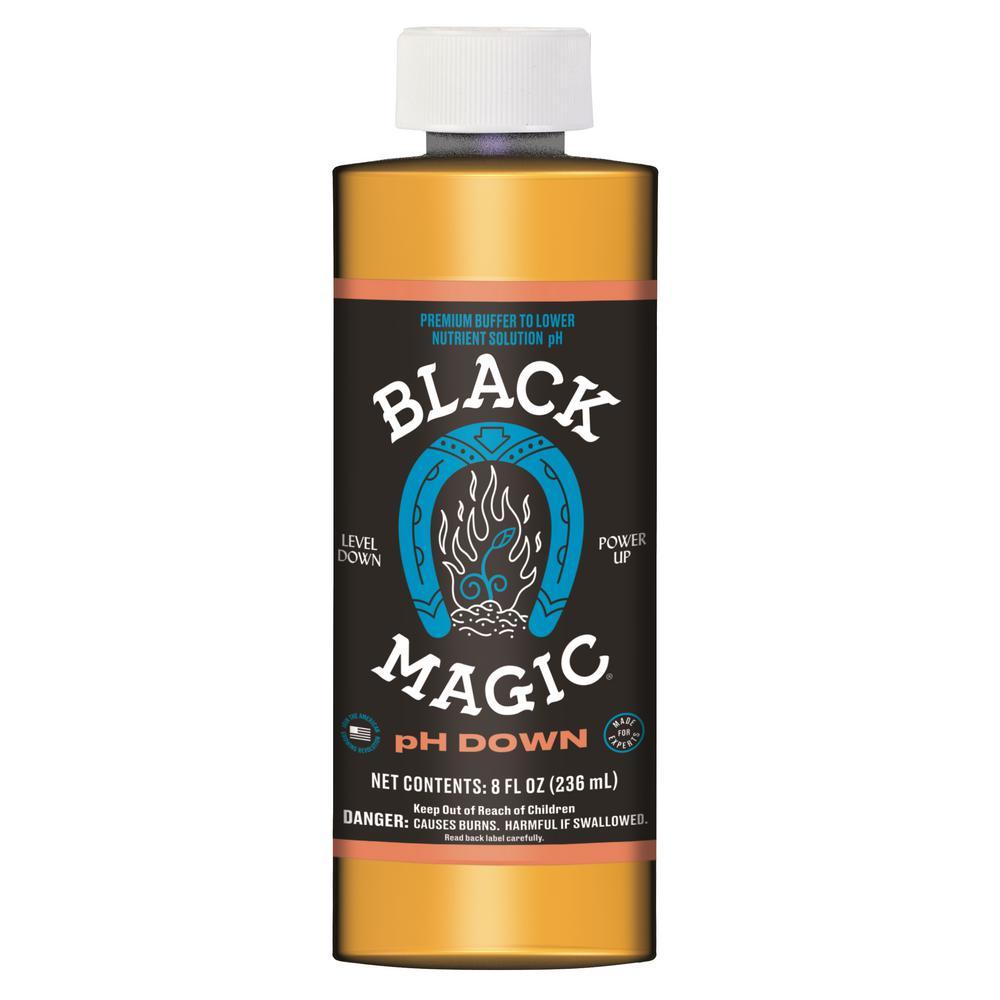 Black Magic 8 oz. pH Down