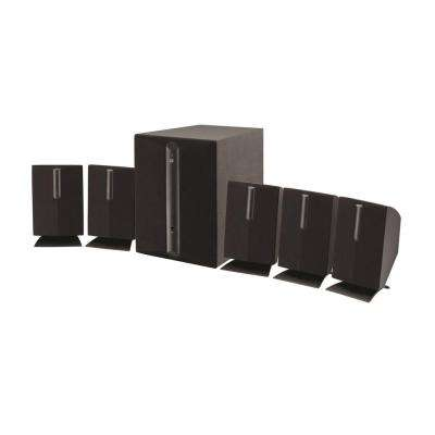 5.1-Channel Speaker System with Subwoofer
