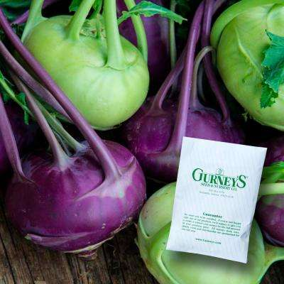 Kohlrabi Sweetie Hybrid Mix Seed (100-Pack)