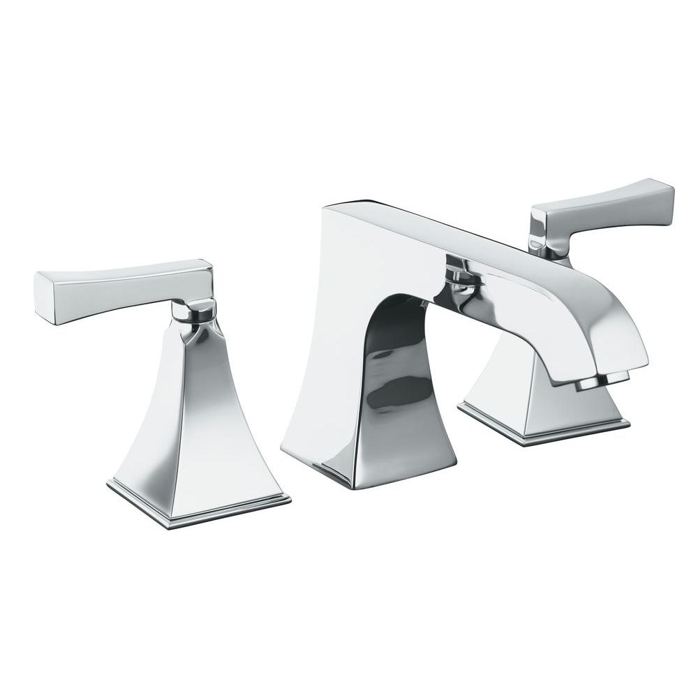 Memoirs 2-Handle Deck-Mount Roman Tub Faucet Trim Only in Polished ...