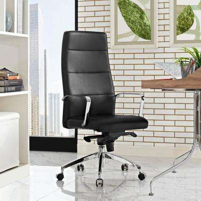 Stride Highback Office Chair in Black