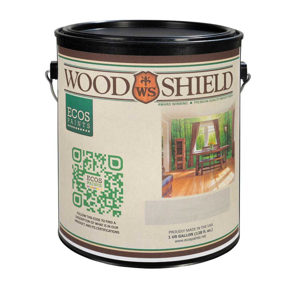 1 gal. ECOS WoodShield Gloss Varnish-00817292020025 - The Home Depot