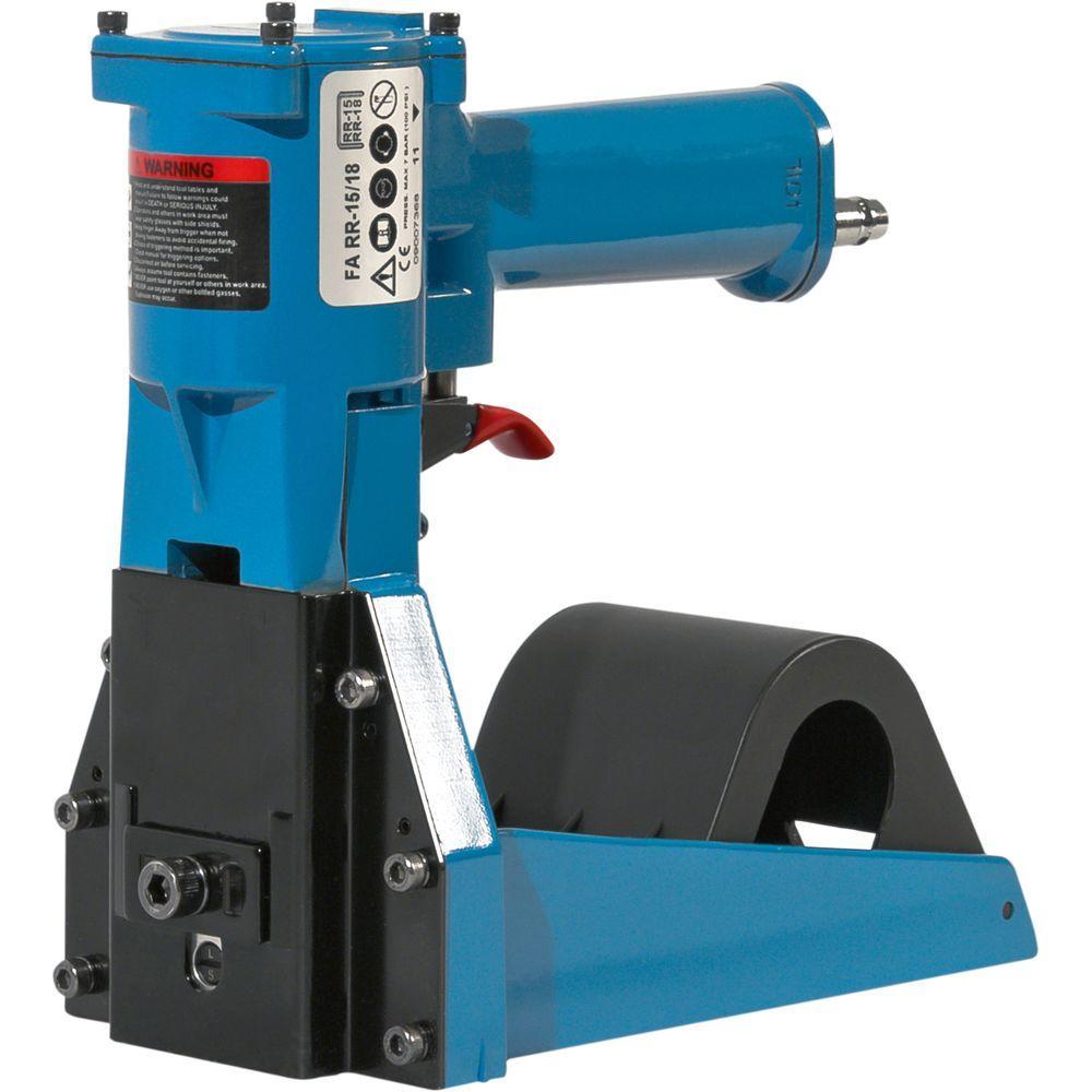FA RR-15/18 Pneumatic Roll Carton Closing Stapler