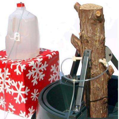 Intravenous Watering System for Cut Real Christmas Trees