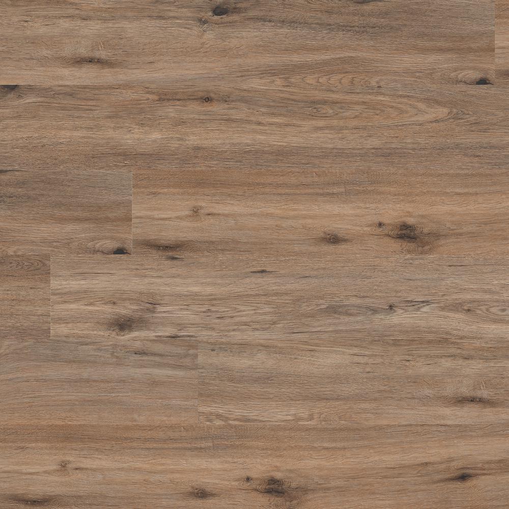 Woodland Forrest Brown 7 in. x 48 in. Luxury Vinyl Plank Flooring (23.77 sq. ft. / case)