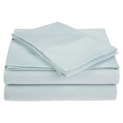 4-Piece Sky Blue Ultra Soft 1800 Series Bamboo Bed Sheets