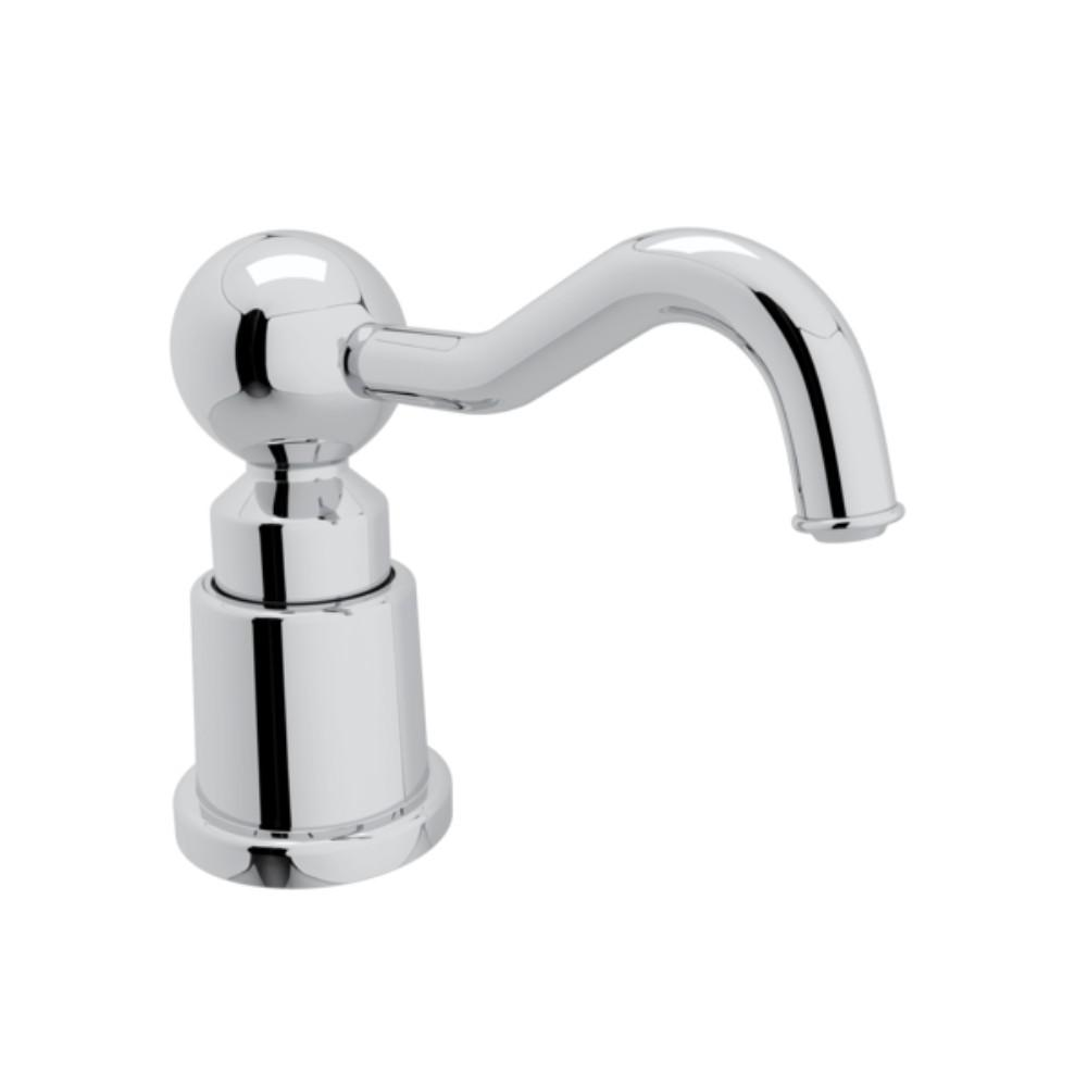 Luxury Italian Soap/Lotion Dispenser in Polished Chrome