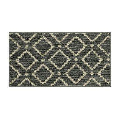 Montana Denim Cream 2 ft. x 3 ft. Area Rug