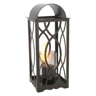 Augusta 26.5 in. Lantern in Bronze (Medium Size)