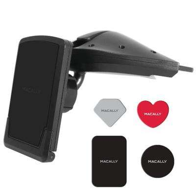 Magnet Holder with CD Slot iPhone Smartphone iPad Tablet Mount