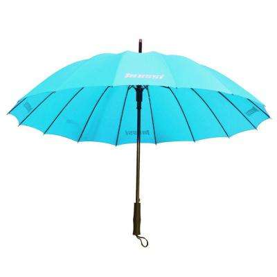 Powder Blue Deluxe Umbrella