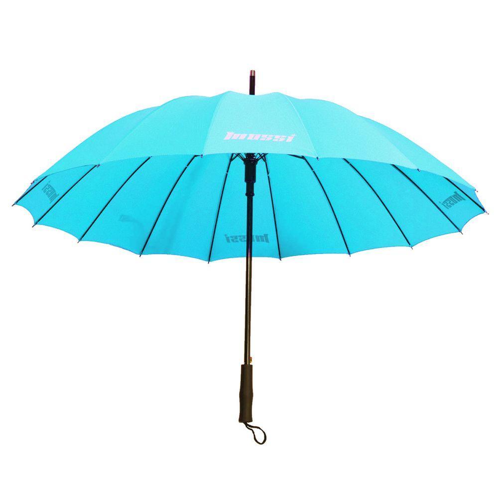 Powder Blue Deluxe Umbrella