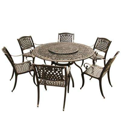 Person Round Patio Dining Sets Patio Dining Furniture - 6 person round outdoor dining table