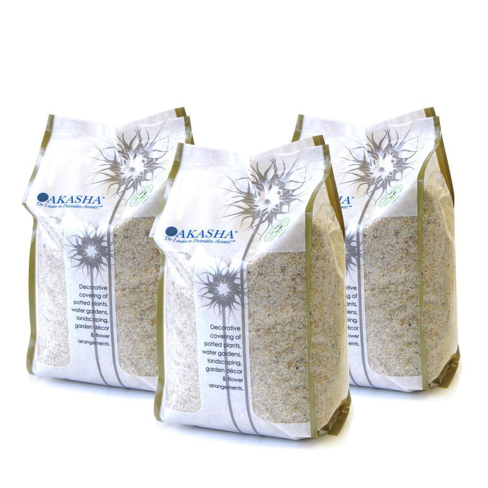 15 lb. Beach Sand Box Contains (3) 5 lb. Bags