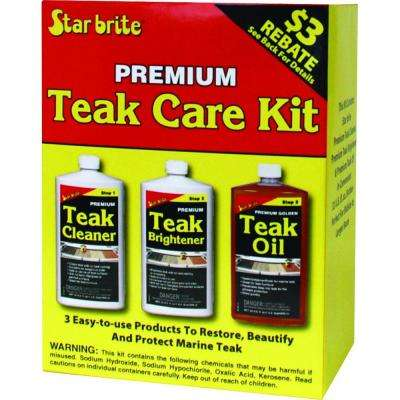 32 fl. oz. Teak Care Kit