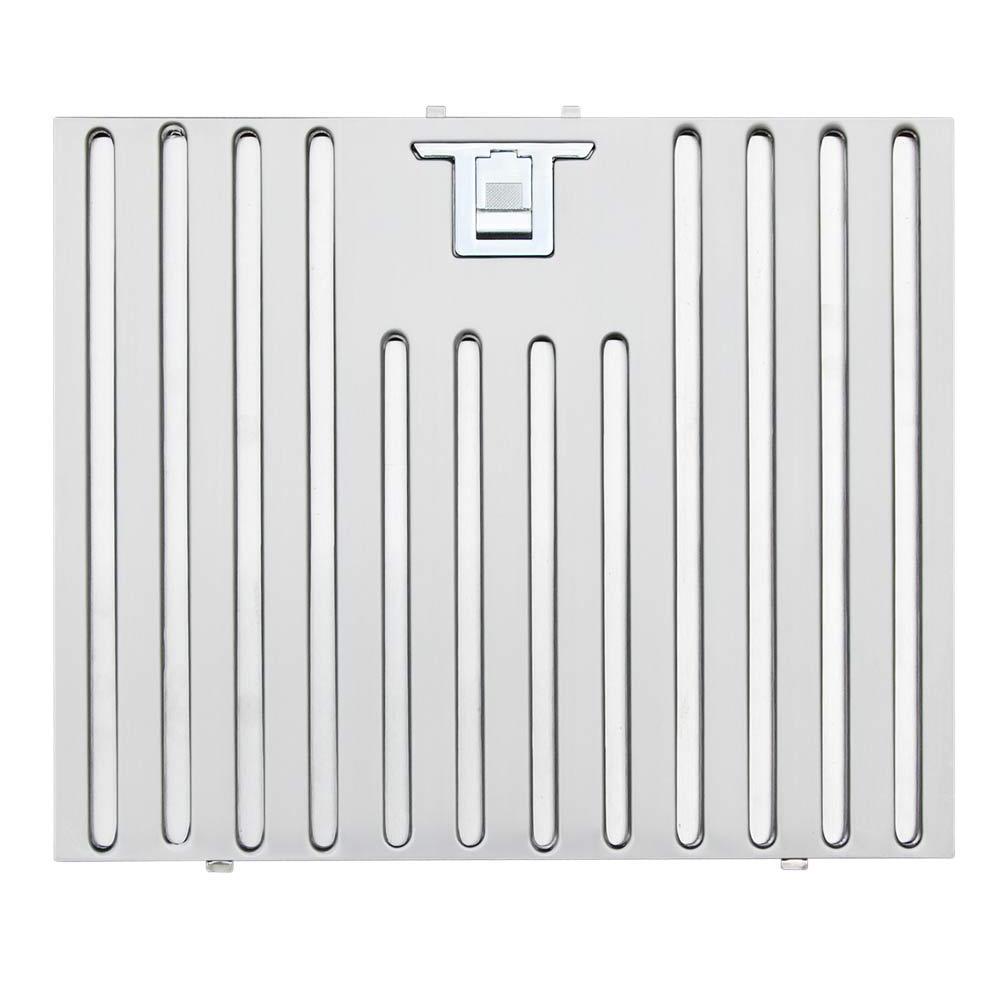 pf72e series range hood stainless steel baffle filter
