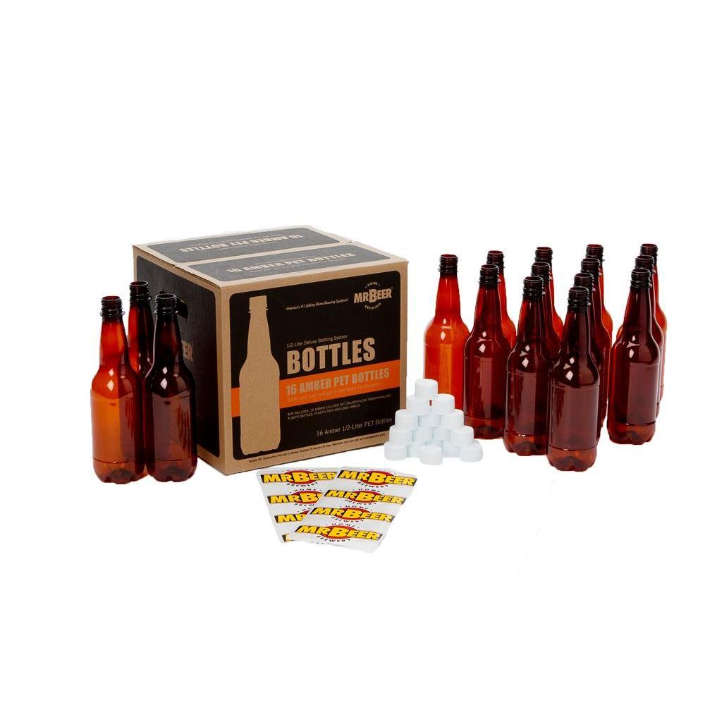 Mr. Beer Half Liter Deluxe Bottling System-DISCONTINUED