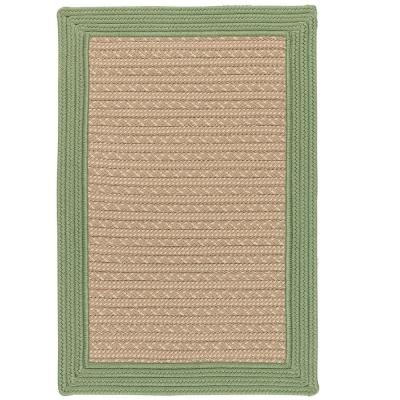 Beverly Moss 8 ft. x 10 ft. Braided Indoor/Outdoor Area Rug