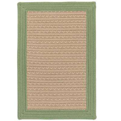 Beverly Moss 9 ft. x 12 ft. Braided Indoor/Outdoor Area Rug