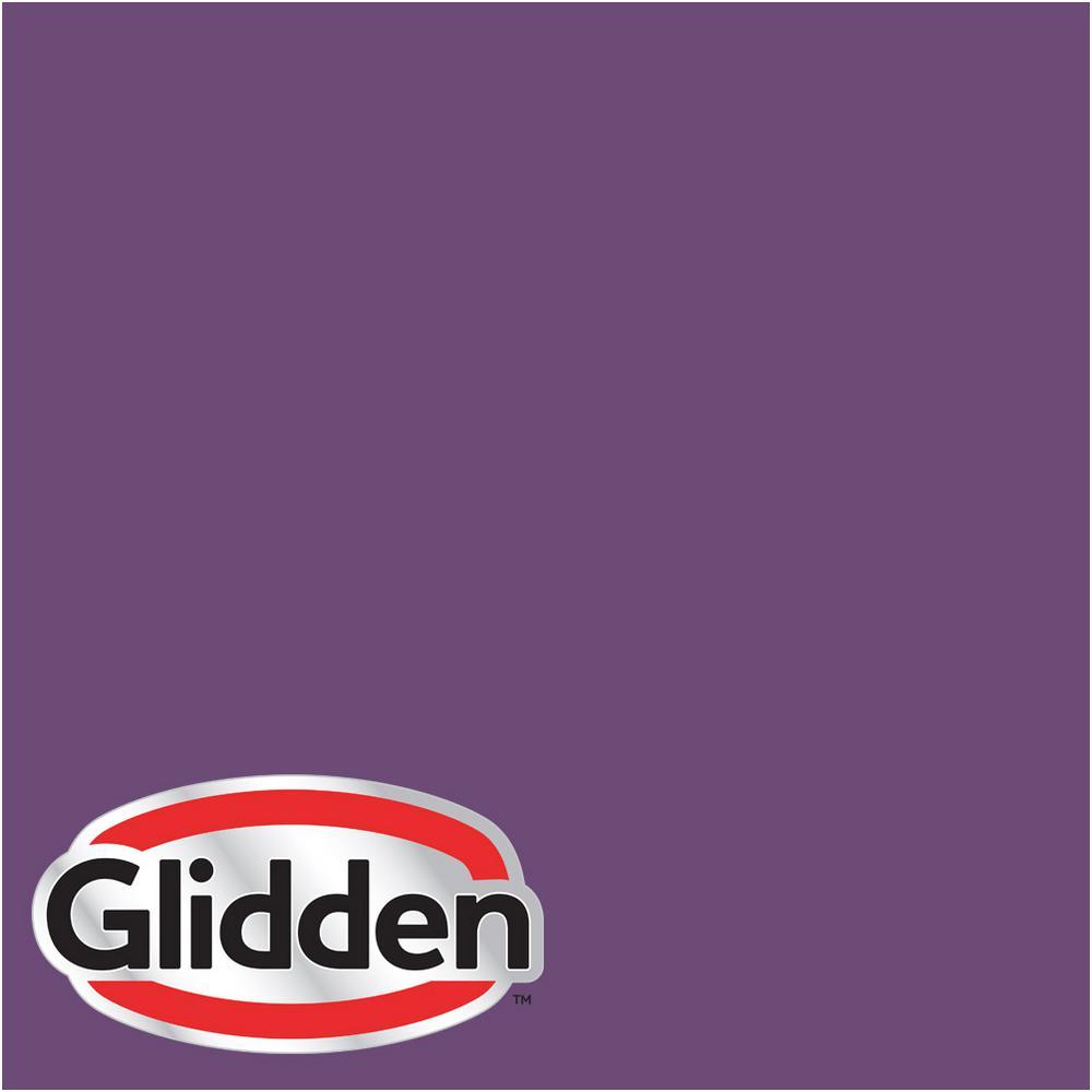 Hdgv53 Regal Purple Flat Interior Paint Sample