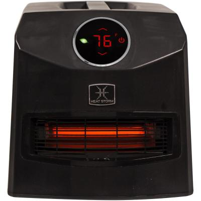 Mojave 1,500-Watt Infrared Quartz Portable Heater with Built-In Thermostat and Over Heat Sensor