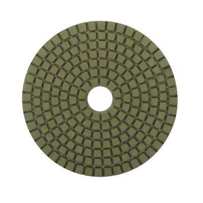 4 in. 1500 Grit Resin Wet Polishing Pad