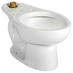 American Standard Madera Youth Elongated Toilet Bowl Only in White by American Standard