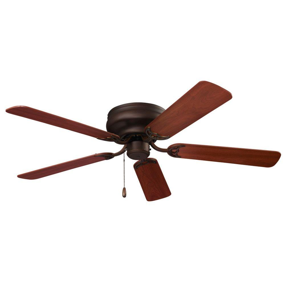 oil rubbed bronze nutone ceiling fans cfh52rb 64_1000 nutone hugger series 52 in oil rubbed bronze ceiling fan cfh52rb 3 Speed Ceiling Fan Wiring Diagram at readyjetset.co