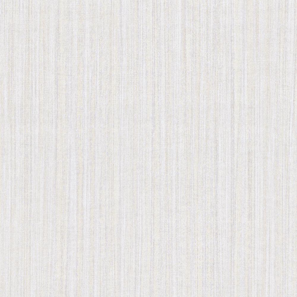 Beyond Basics 60.8 sq. ft. Papyrus Cream Subtle Texture Wallpaper