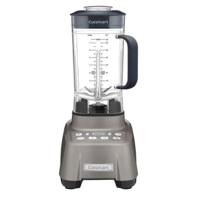 60 oz. 2-Speed Gray with Automatic Load-Sensing Technology Countertop Blender