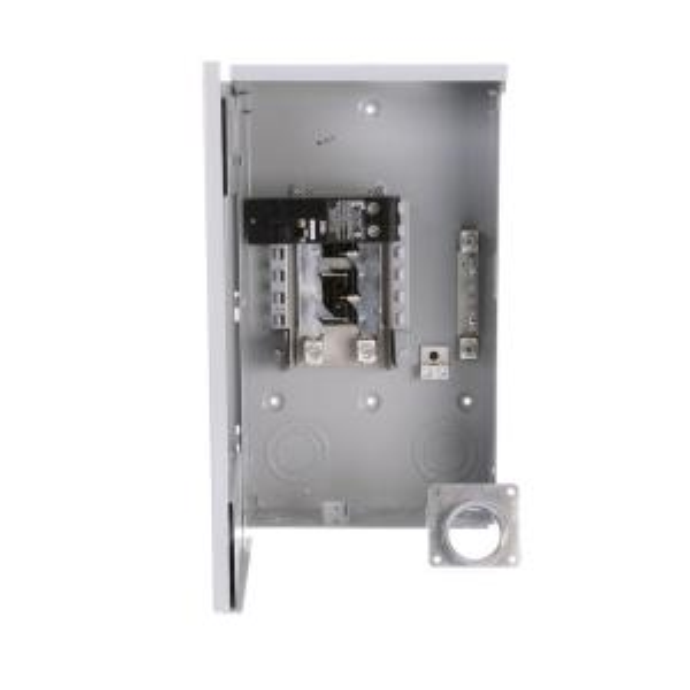 Murray 200 Amp 4 Space 8 Circuit Main Breaker Outdoor