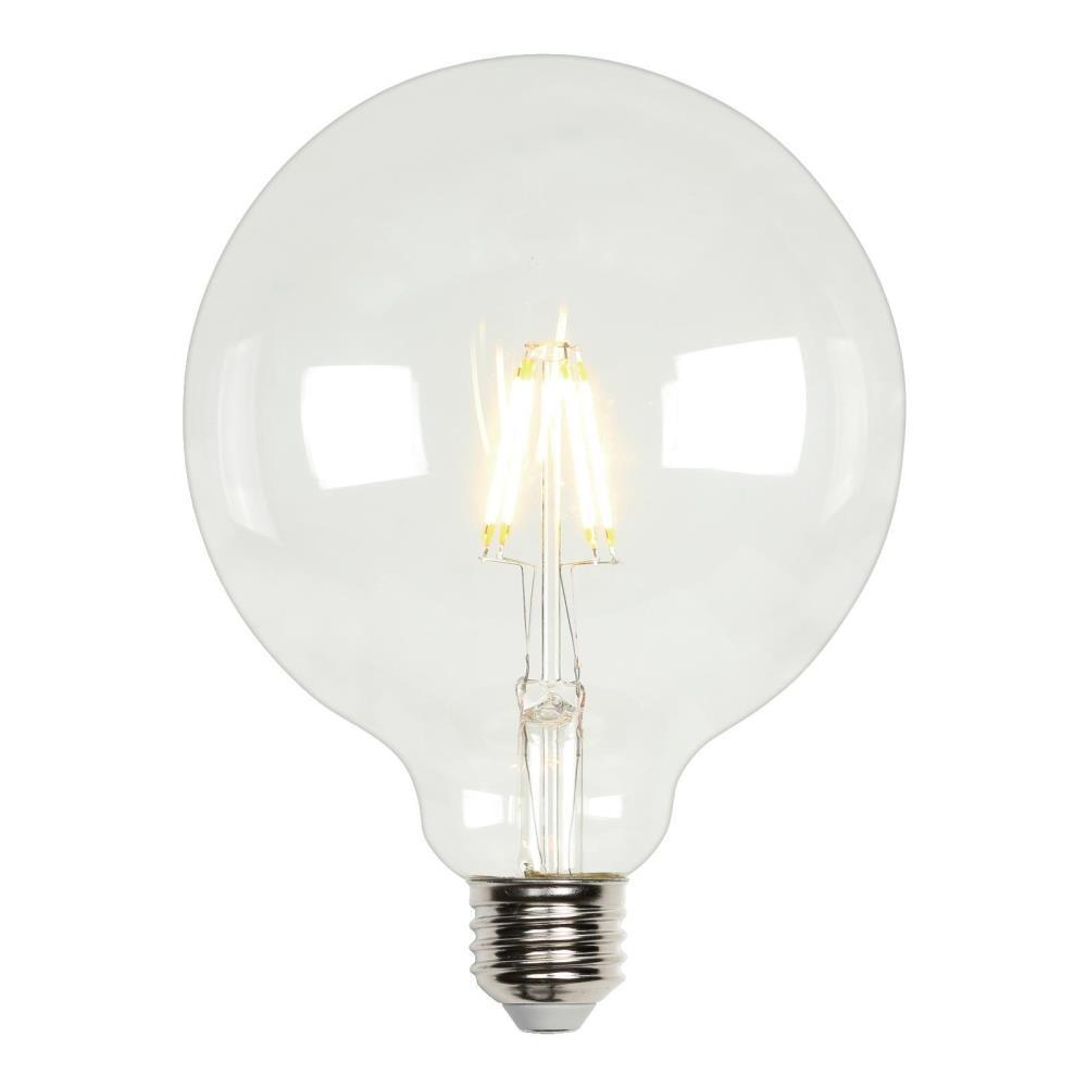 Westinghouse 40w Equivalent Amber St20 Dimmable Filament: Westinghouse 40W Equivalent Soft White G40 Dimmable