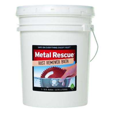 5 Gal. Metal Rescue Rust Remover Bath