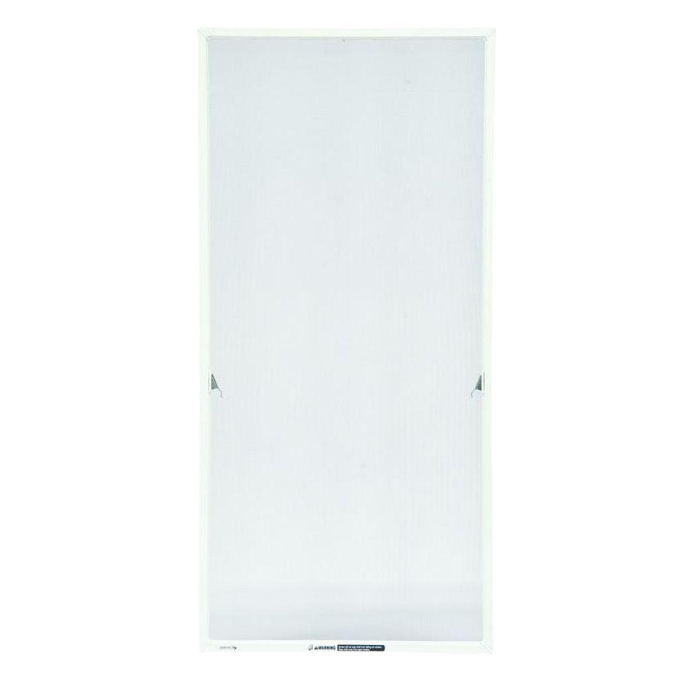 Andersen 20-11/16 in. x 36-11/32 in. Aluminum Casement Insect Screen