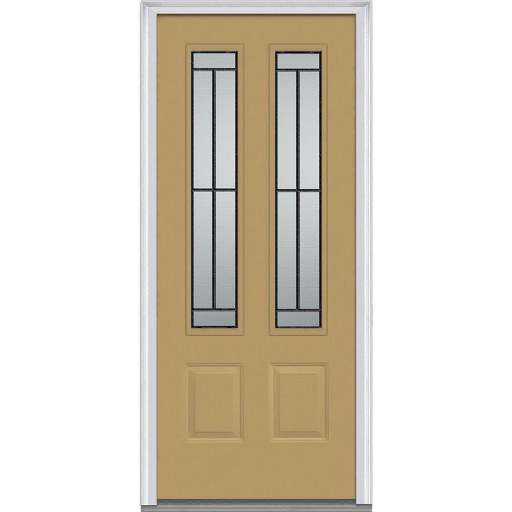 2 4 Exterior Door Door Outside Single Front Door With