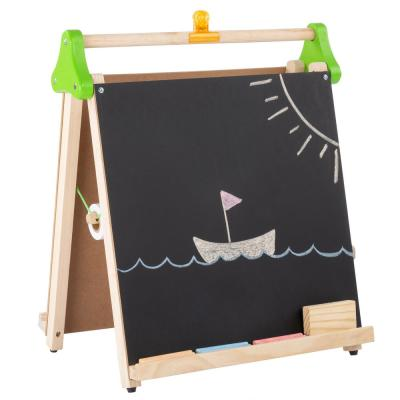 Three-in-One Kids' Easel with Paper Roll