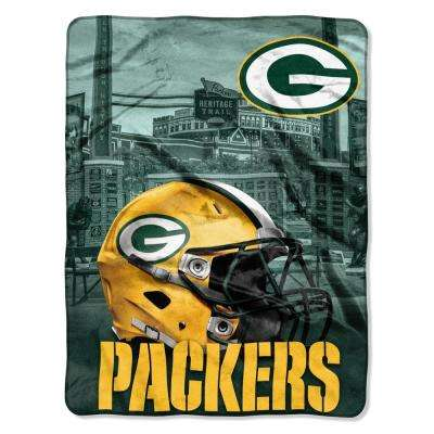 Packers Heritage Silk Touch Throw