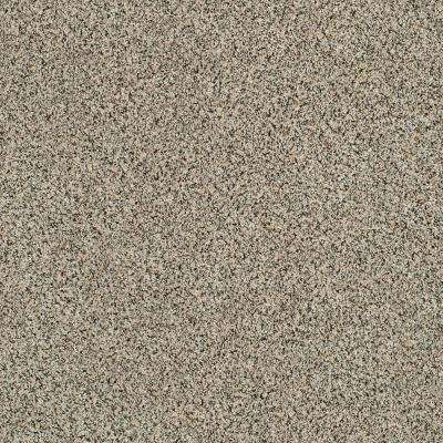 Madeline I - Color Heathered Tan Texture 12 ft. Carpet