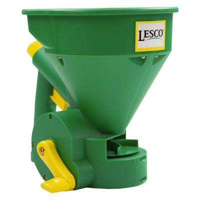 5 lbs. Capacity Pro Handheld Spreader for Fertilizer, Seed, and Ice Melt