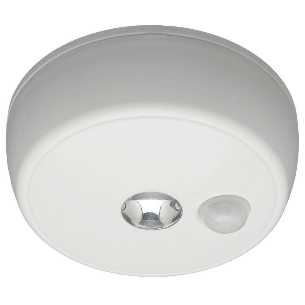 Mr Beams Wireless Motion Sensing LED Ceiling Light MB980   The Home Depot