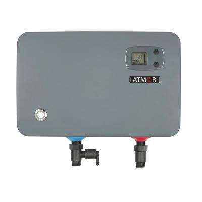 10.5 kW/240-Volt 1.7 GPM Electric Tankless Water Heater, On Demand Water Heater with Self-Modulating Technology