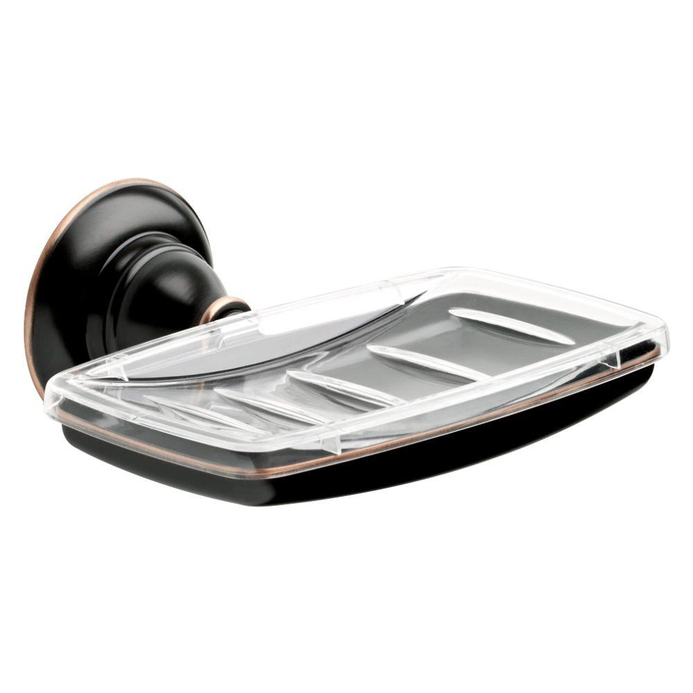 Exceptionnel Delta Porter Soap Dish In Oil Rubbed Bronze