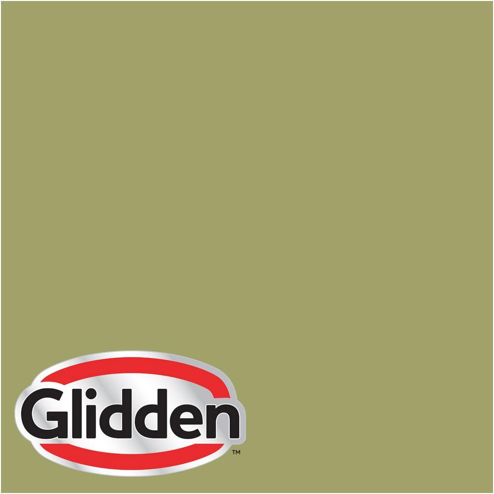 Hdgg21 Safari Green Satin Interior Paint Sample