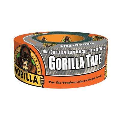 1.88 in. x 12 yd. Silver Tape (6-Pack)
