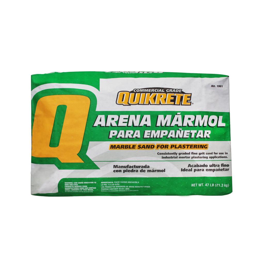 Quikrete 47 lb. Marble Sand Mix