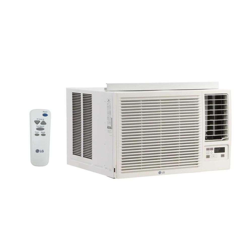 Lg Electronics 12 000 Btu 230 208 Volt Window Air Conditioner With
