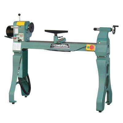 16 in. x 42 in. Wood Turning Lathe