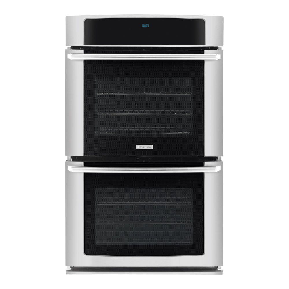 Electrolux 30 in. Double Electric Wall Oven Self-Cleaning with Convection in Stainless Steel-DISCONTINUED